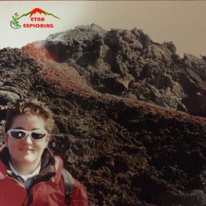 Etna sud eruzione 1991
