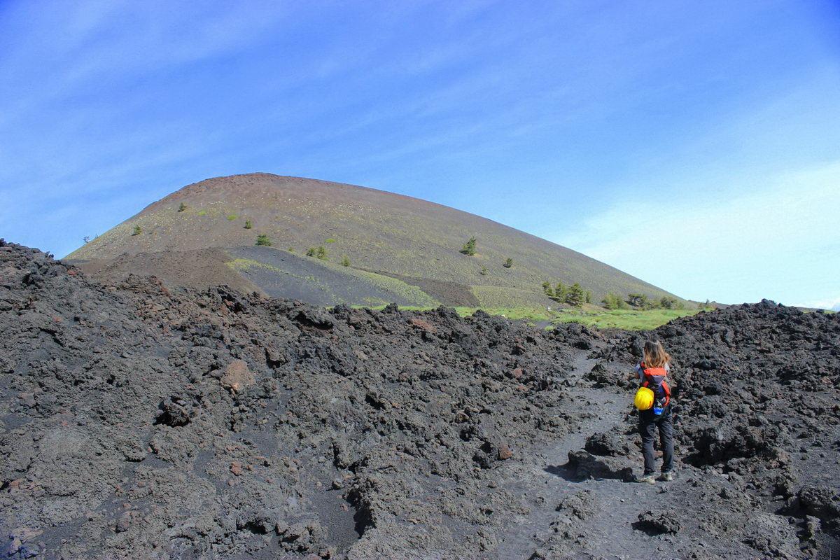 Etna Exploring