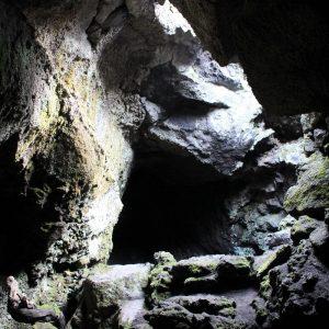 Etna Grotta Vulcanica