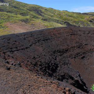Etna Cratere del 2002