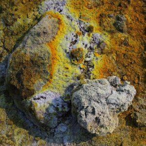 Etna I Colori Dello Zolfo