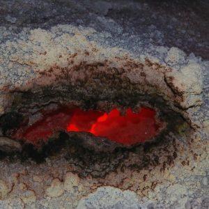 Etna Lava Ingrottata