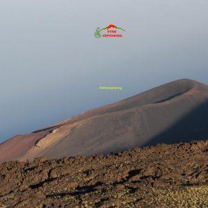 Etna monte Frumento delle concazze